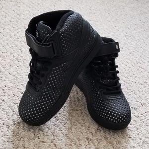 Fila Girl's High-Top Shoes